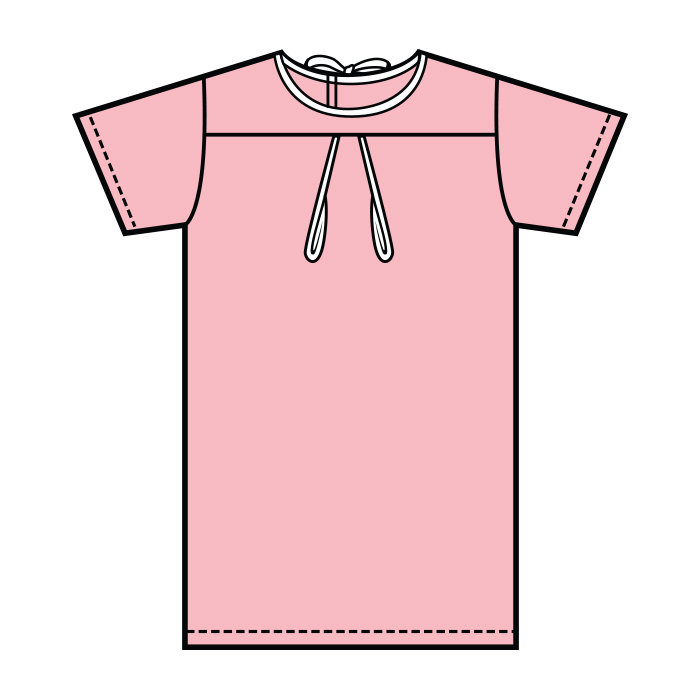 #502 Nursing Gown