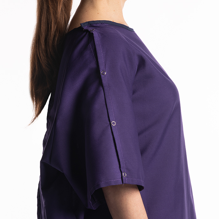 #E509-Hi-Risk Gown