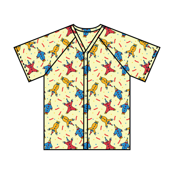 #CC140-Kool Kids PJ Shirt